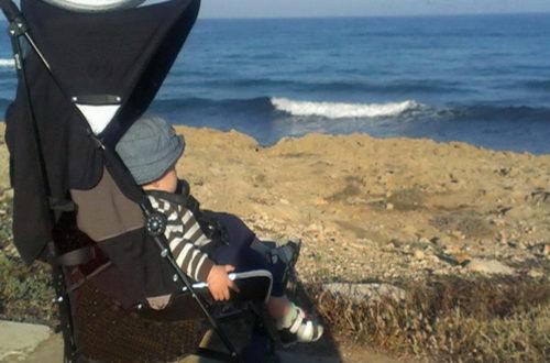 в отпуск с маленьким ребенком 2