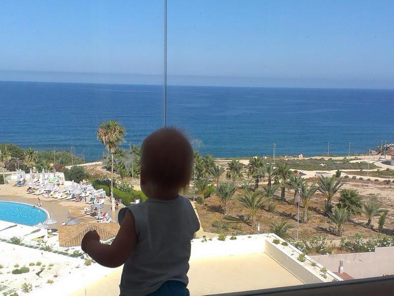 в отпуск с маленьким ребенком 1