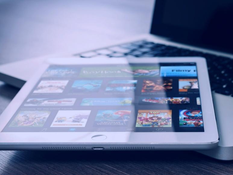 покупки через мобильные приложения