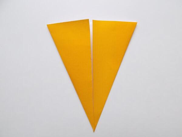 оригами птица схемы