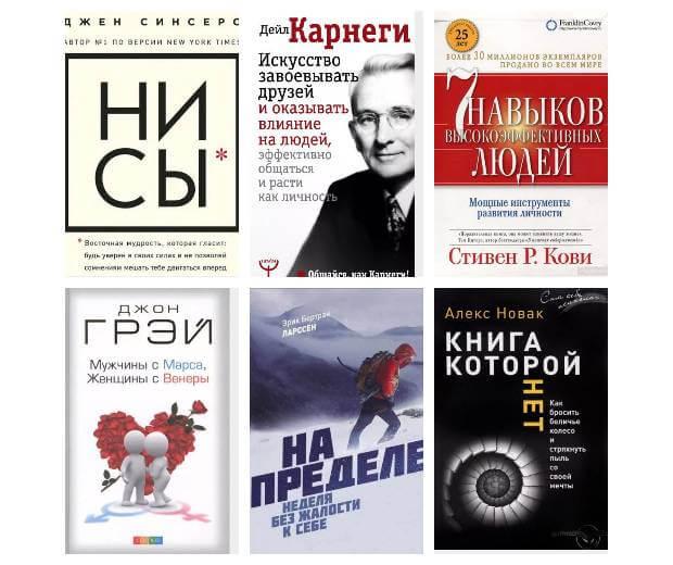 лучшие книги по психологии мужчин