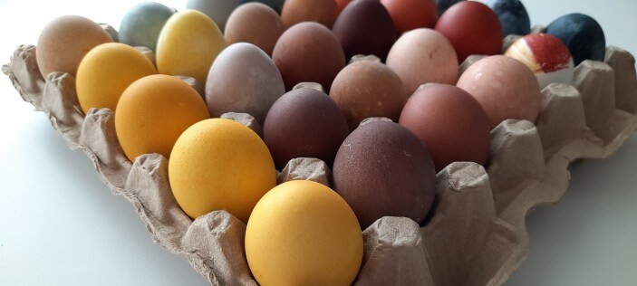 покраска яиц на пасху 1