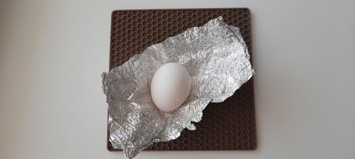 как сделать яйца мраморными