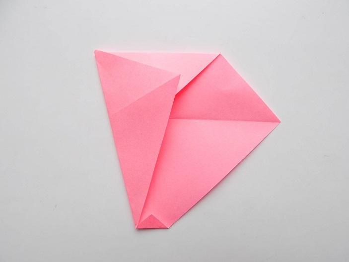 сделать оригами слоника