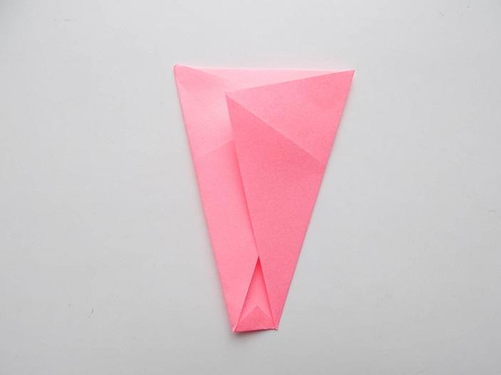 оригами слоник из бумаги